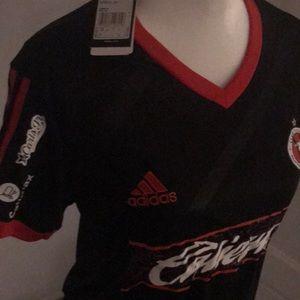 Women's Adidas Soccer Jersey